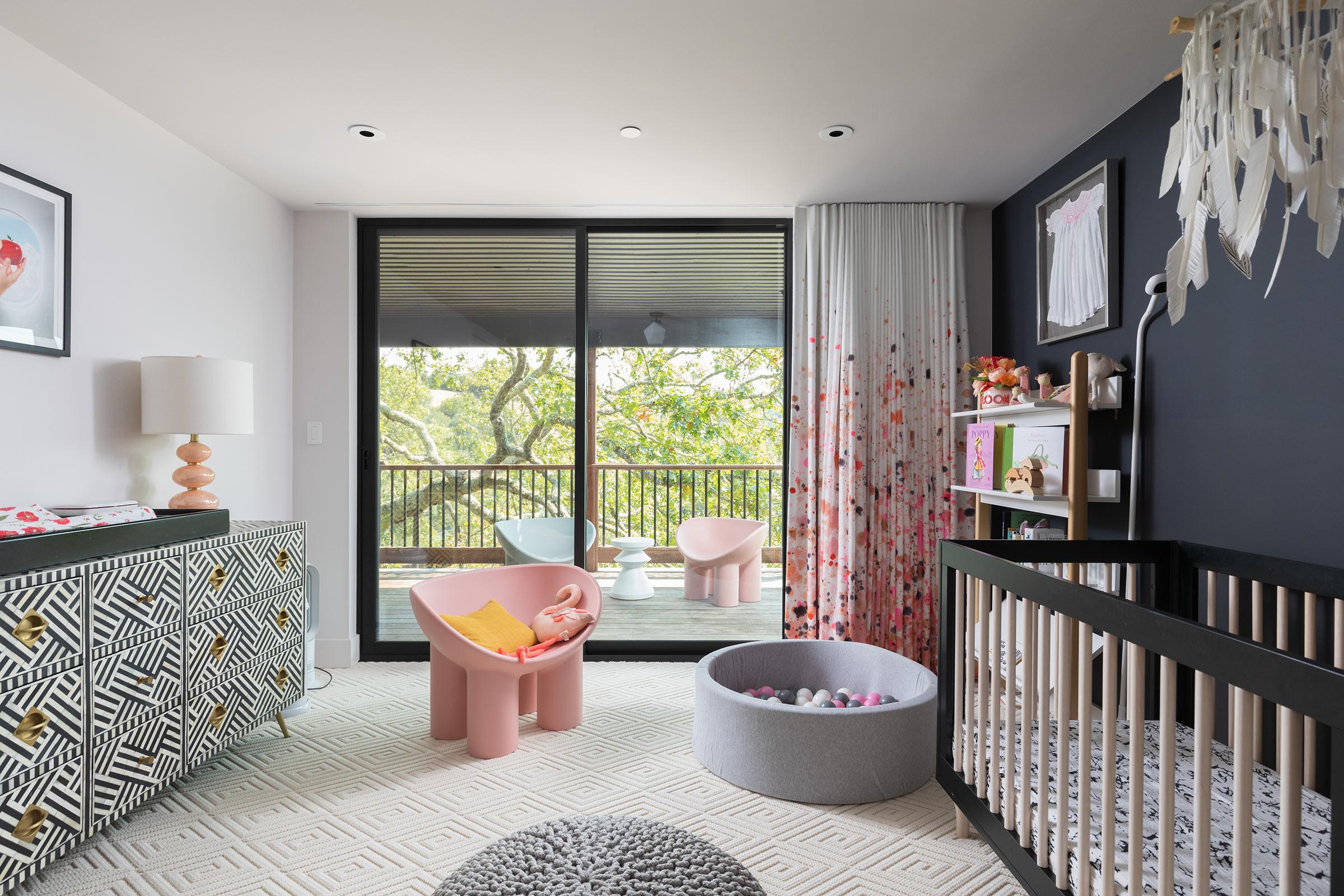 Oriinda Ridge Baby Room 1a Buestad Construction