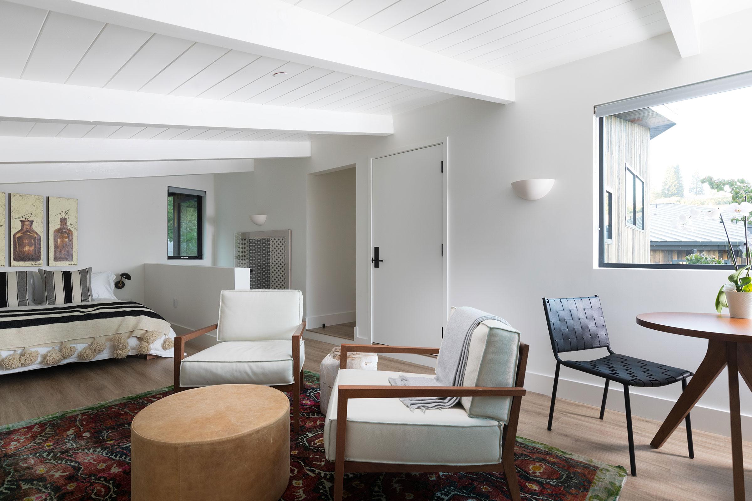 Oriinda Ridge Master Suite Bedroom Buestad Construction