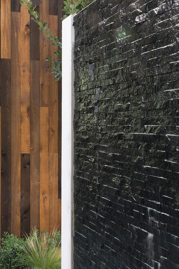 Oriinda Ridge Stone Wall 1  Buestad Construction