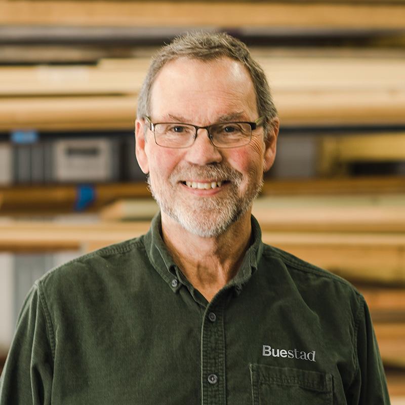 Gary Whitehead, CGBP, Senior Project Manager Buestad Construction