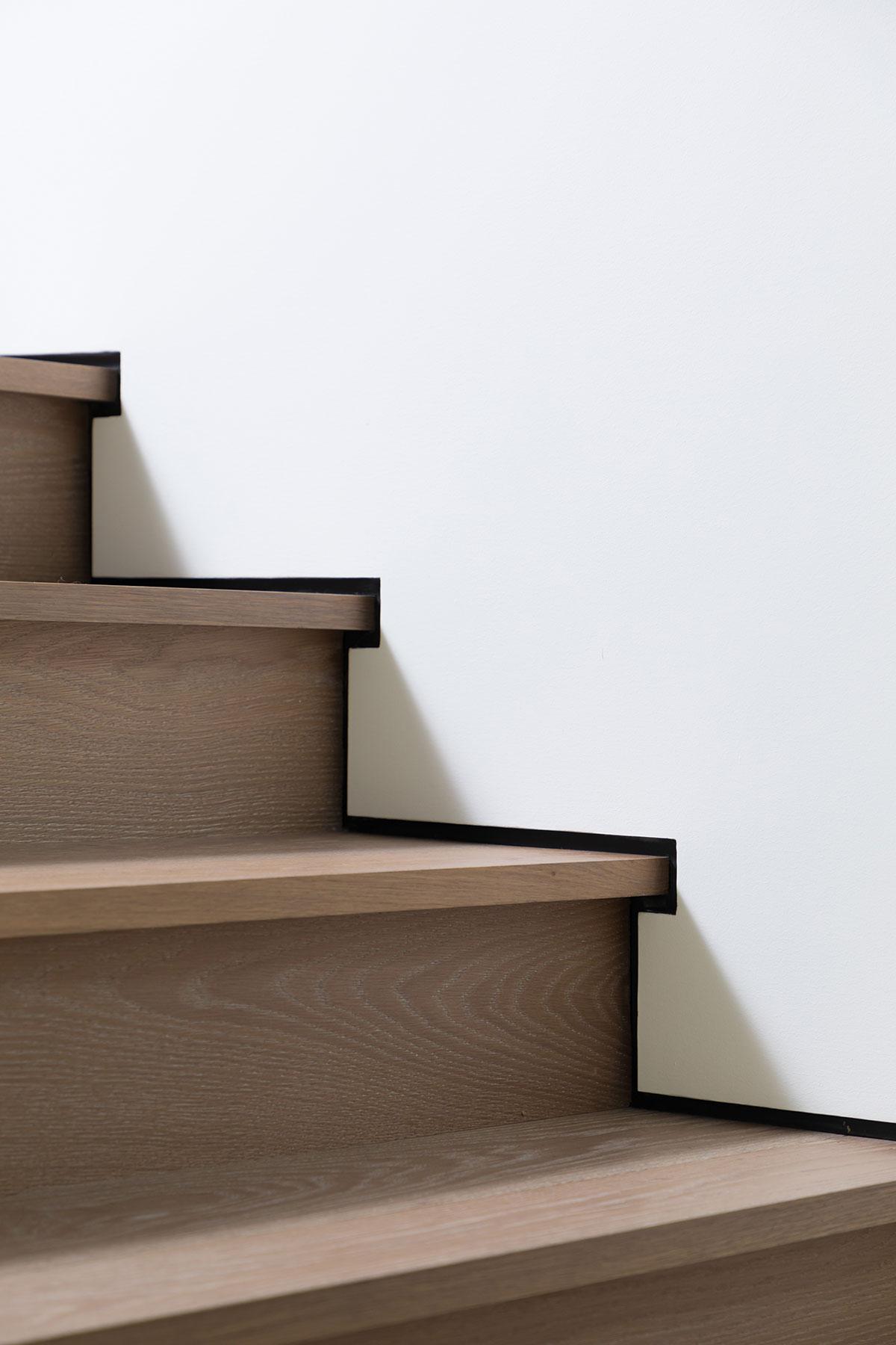 Oriinda Ridge Stair Detail 01  Buestad Construction