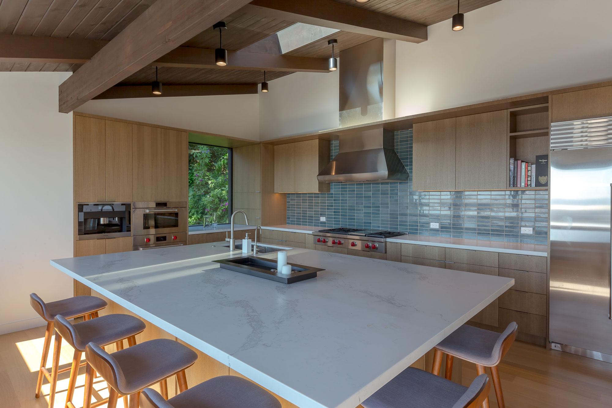 Piedmont HIllside Kitchen 02 Buestad Construction