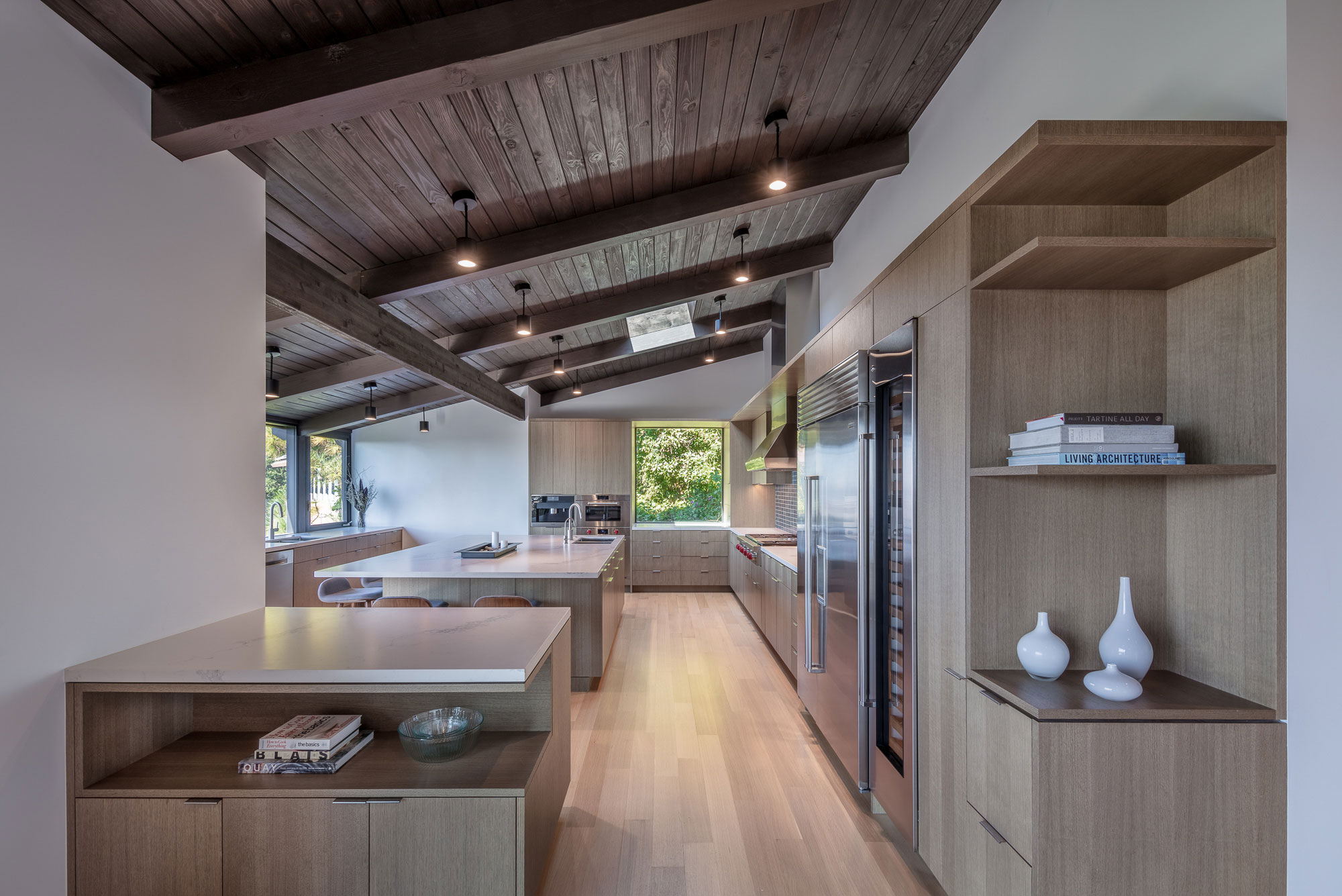 Piedmont HIllside Kitchen 03 Buestad Construction