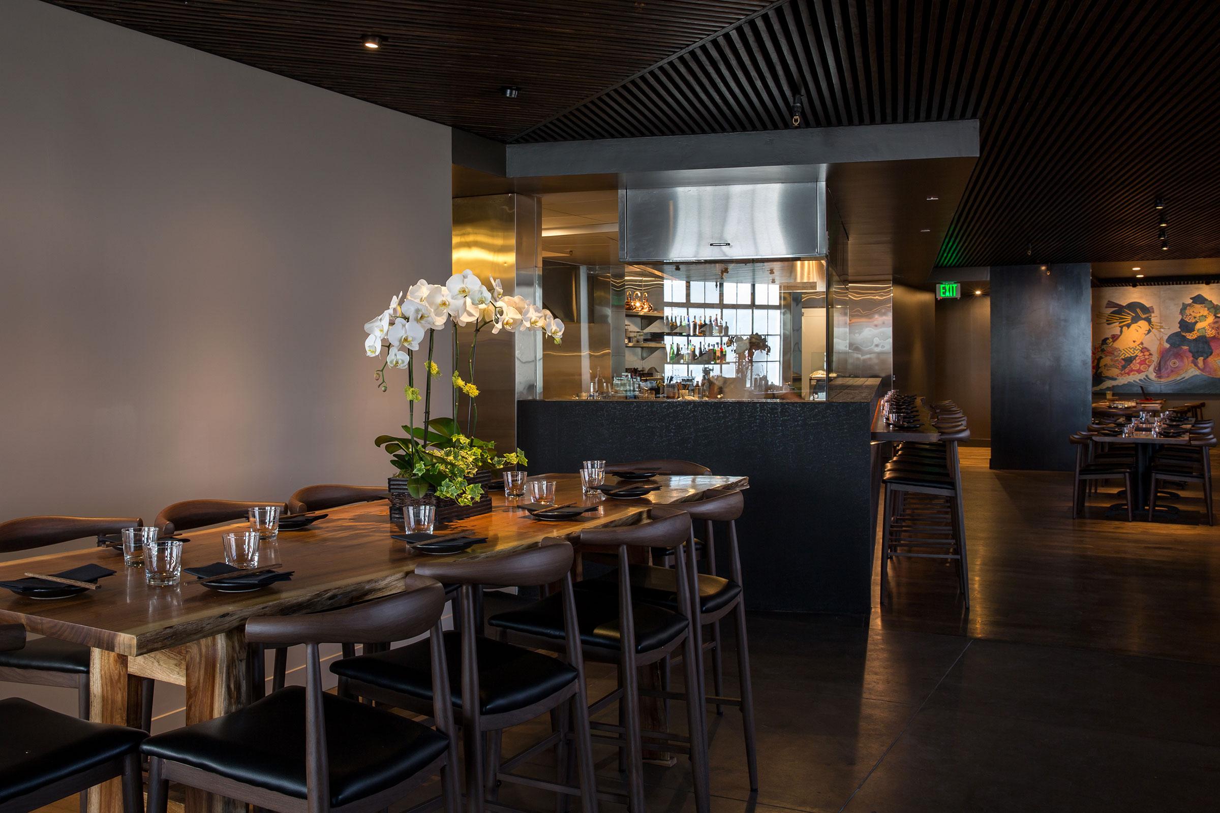 Shinmai Restaurant Dining and Side BarlBuestad Construction