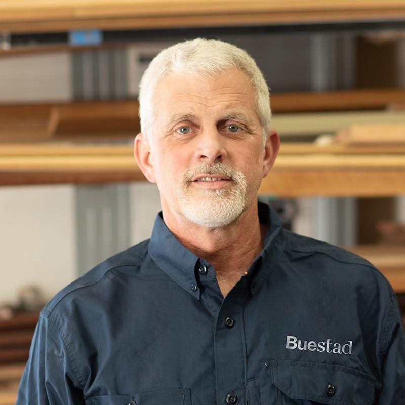 Brian DeSilva, Journeyman Carpenter   Buestad Construction