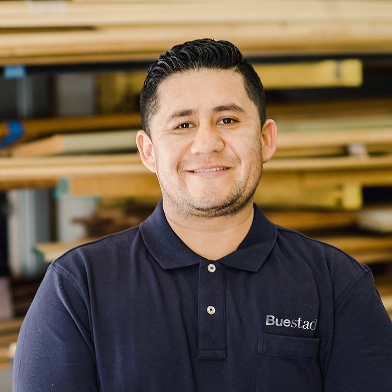 Felipe Tachiquin, Field Team Buestad Construction