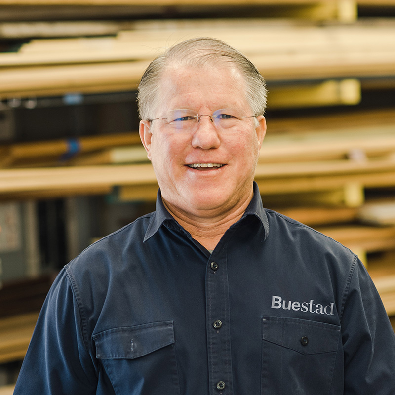 Jeff Reuvekamp, Senior Superintendent Buestad Construction